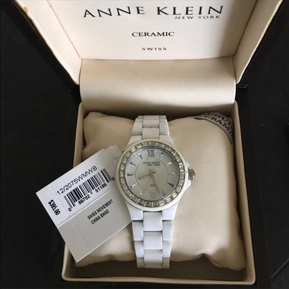 5e59a1be5cc Anne Klein Accessories | Watch Nwt | Poshmark